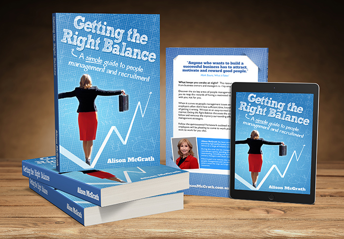 Getting the Right Balance