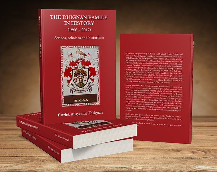 The Duignan Family in History